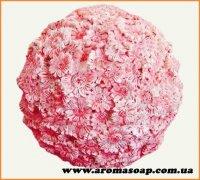 Цветочный шар 3D элит-форма