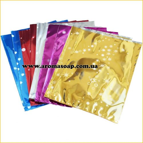 Упаковка подарочная цветная №03 (10х15)