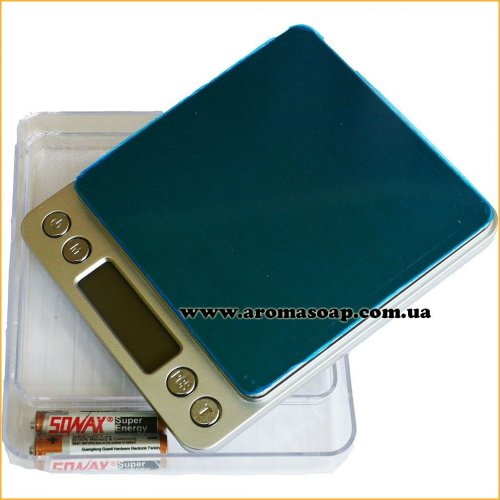 Весы ювелирные электронные 500г (0,01г)