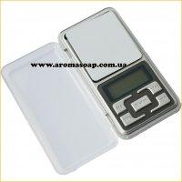Весы ювелирные электронные 500г (0,1г)