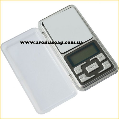 Весы ювелирные электронные 500 г (0,1 г)