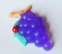 Виноград на гілочці еліт-форма