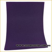 Вощина натуральная Фиолетовая 405 мм * 255 мм