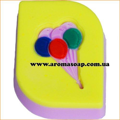 Воздушные шары штамп (силикон)