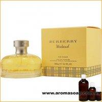 Weekend for women, Burberry (жіноча) парф.композиція