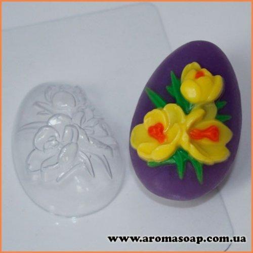 Яйце/Крокуси 45г (пластик)