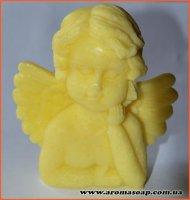 Замислений ангел 3D еліт-форма