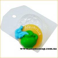 Зодіак Aquarius (Водолій) 45г (пластик)
