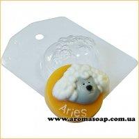 Зодиак Aries (Овен) 46г (пластик)