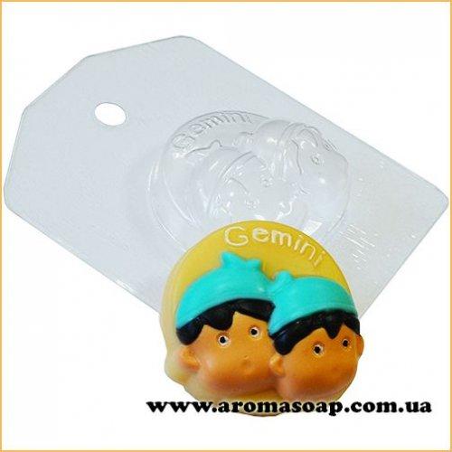 Зодиак Gemini (Близнецы) пластик 54г