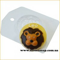 Зодиак Leo (Лев) 49 г (пластик)