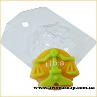 Зодіак Libra (Терези) 48г (пластик)