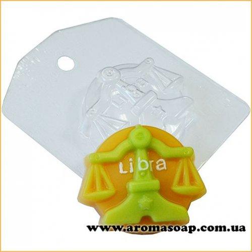 Зодиак Libra (Весы) пластик 48г