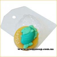 Зодиак Pisces (Рыбы) 49г (пластик)