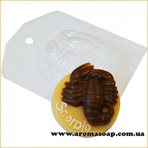 Зодіак Scorpio (Скорпіон) 50г (пластик)